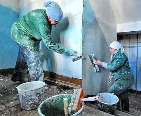 В Харькове начинают ремонтировать подъезды и кровли