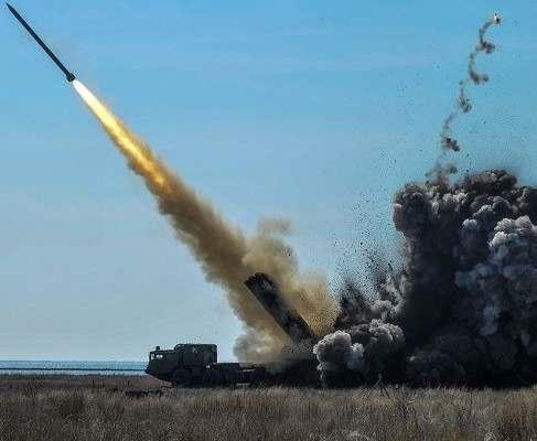Украина провела испытательные запуски ракет: фото-факты