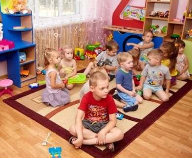 В «прозрачных офисах» будут работать детские комнаты