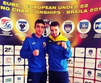 Харьковские боксеры стали чемпионами Европы