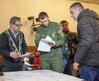 В канун дня Нацгвардии бойцы получат земельные участки
