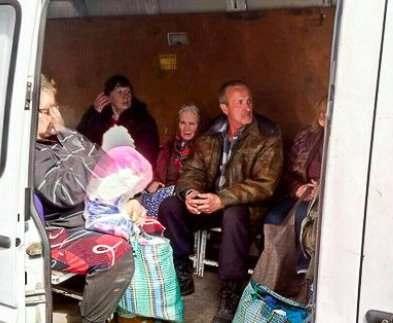 Харьков готов принять эвакуированных из Балаклеи