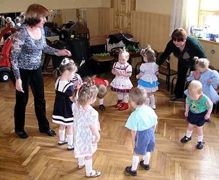 Дом ребенка может стать центром помощи тяжелобольным детям