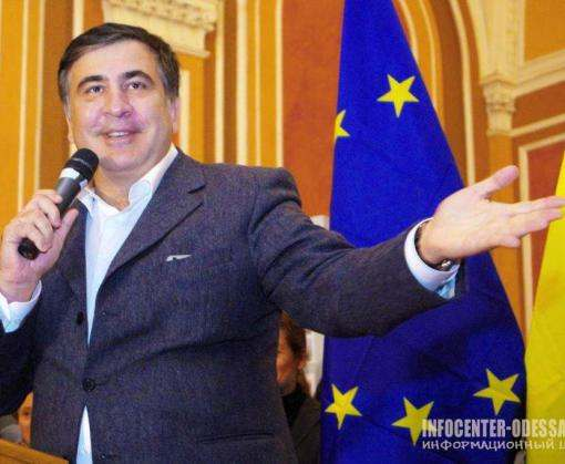 Михаил Саакашвили подался на ТВ
