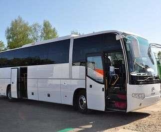 Автобус Харьков - Щецин будет ходить чаще