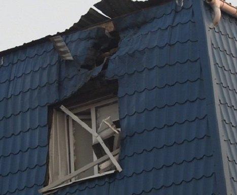 В Луцке из гранатомета обстреляли здание генконсульства Польши