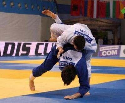 Харьковские дзюдоисты успешно стартовали на Кубке Европы