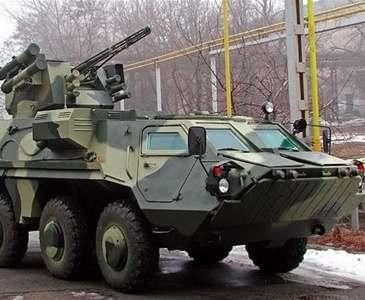 Харьков поставит бронетехнику в Таиланд