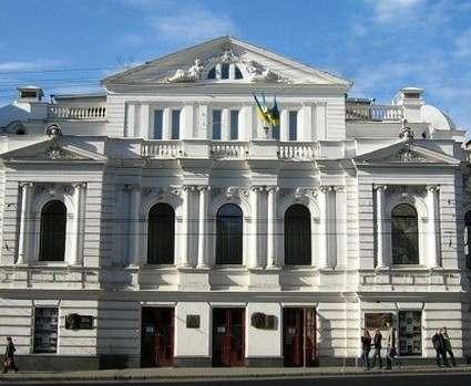 В театре Шевченко отпразднуют 95-летие