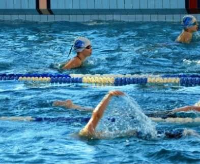 Харьковские пловцы «наловили» больше двух десятков медалей