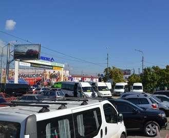 Предприниматели и посетители «Барабашово» смогут бесплатно парковать свои автомобили