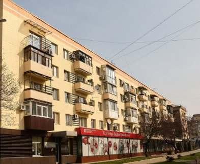 В Харькове задумали реконструкцию фасадов