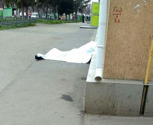В Харькове мужчина умер прямо на улице