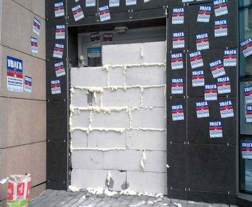 Переулок в центре Харькова оцепили силовики: фото-факты