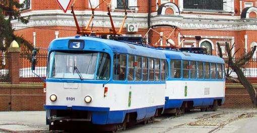 В Харькове закрывается движение трамваев
