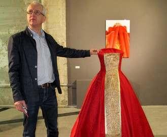 В «ЕрмиловЦентре» поселилось говорящее платье