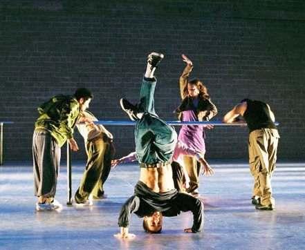 В Харькове покажут балет в стиле хип-хоп