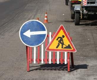 По улице Академика Павлова движение запрещено