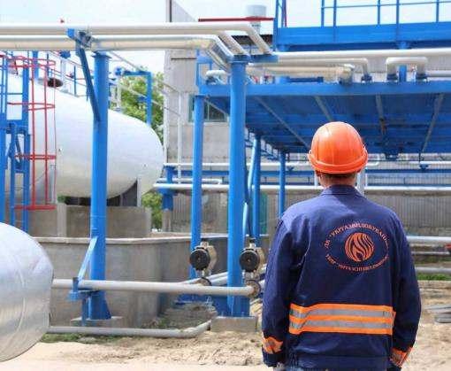 Шебелинский завод возобновил работу