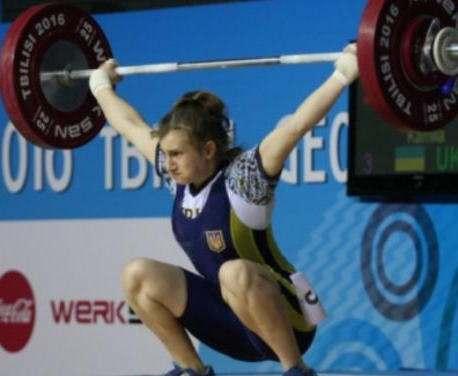 Юные тяжелоатлеты из Харькова завоевали медали чемпионата мира