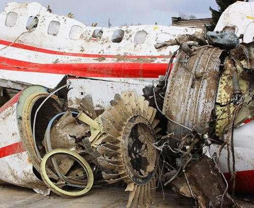 Смоленская катастрофа: польская комиссия выяснила, почему взорвался самолет Качинського (видео)