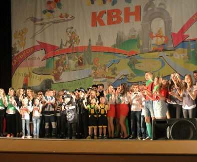 В Харькове пройдет финал открытой молодежной лиги КВН