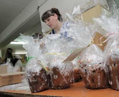 Пасхальная корзина обойдется почти на треть дороже: фото-факты