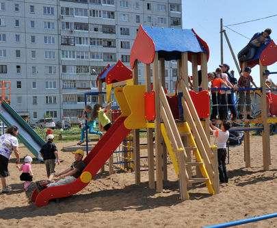 В песочнице дети могут подхватить глистов