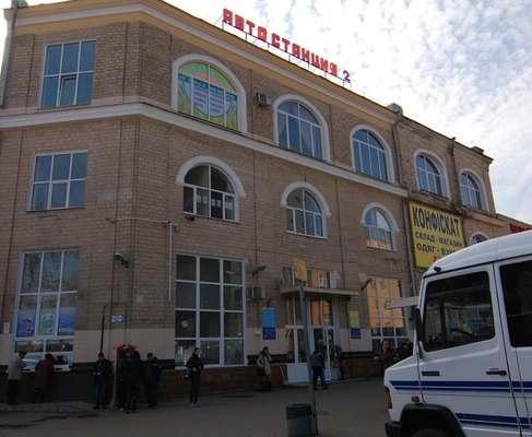На Сахновщину открыли новый автобусный маршрут