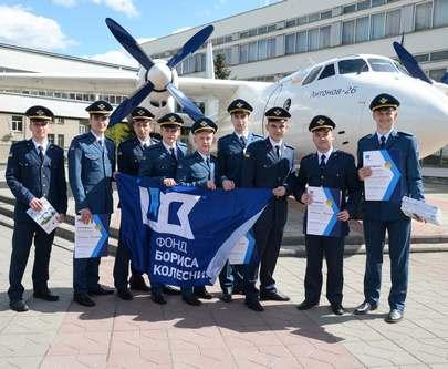 32 лучших студента Харькова отправляются во Францию на Ле Бурже