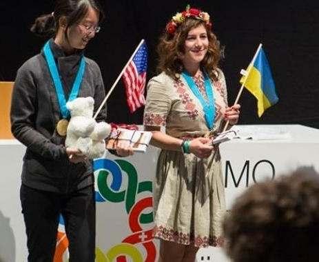 Харьковчанка победила на Европейской олимпиаде по математике