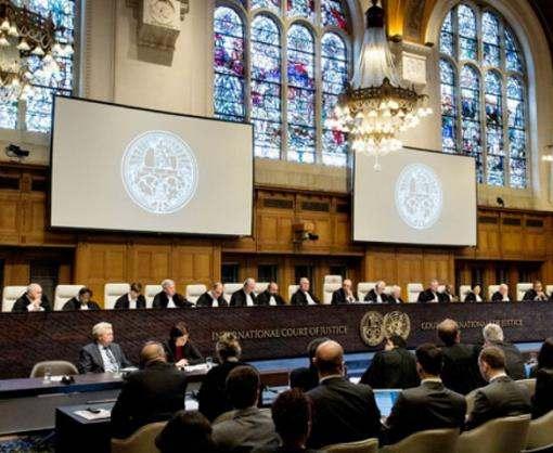 Завтра суд в Гааге объявит решение по предупредительным мерам к России