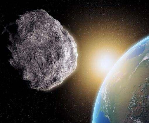 Сегодня ночью мимо Земли пролетит потенциально опасный астероид: видео