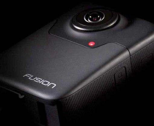 Компания GoPro представила новую камеру под названием Fusion