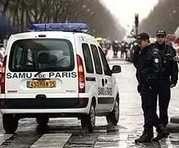 В центре Парижа неизвестный расстрелял полицейских