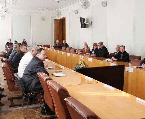 Харьковский вуз подписал соглашение с IBM