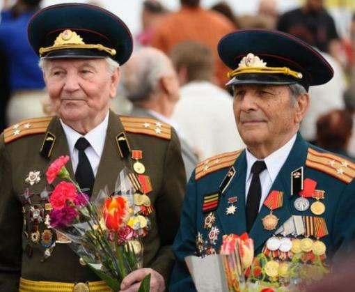 Десятки тысяч харьковских ветеранов получат выплаты к  мая