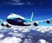 В Украине перевозки авиатранспортом в 2017 году выросли в полтора раза