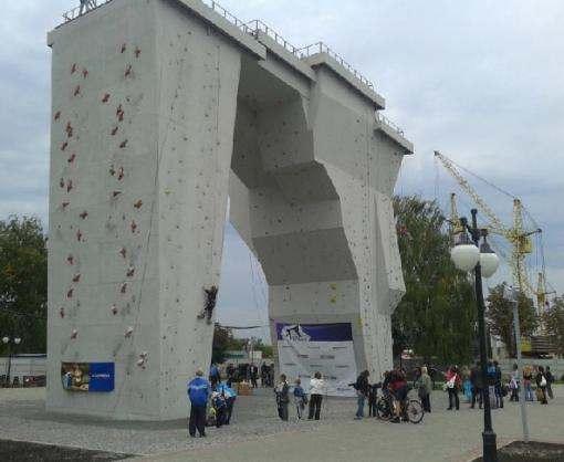 В Харькове прошел Кубок Украины по альпинизму
