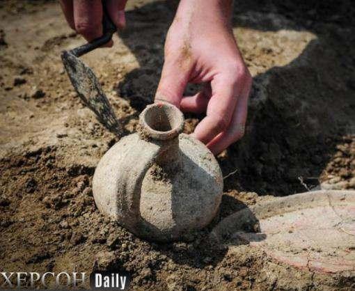 В Харькове детям позволили вести раскопки