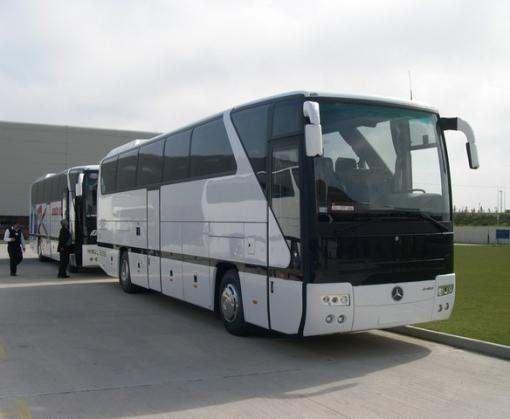 Автобусный рейс из Харькова в Киев отменяется