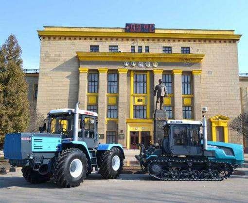 ХТЗ за три месяца выпустил более 300 тракторов