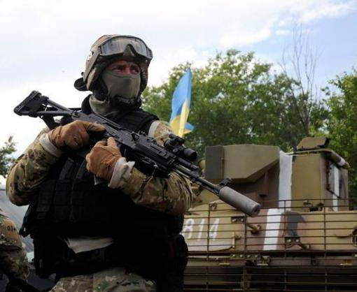 Возле административной границы с Крымом пройдут военные учения