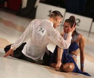 На выходных в Харькове пройдет международный фестиваль бального танца