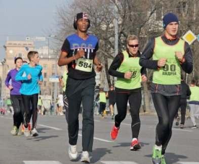 Во время марафона в центре Харькова изменится движение транспорта