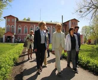 Губернатор Харьковщины хочет вернуть громаде здание музея в Пархомовке