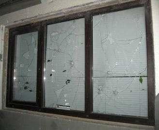 В Харьковской области забросали гранатами жилой дом
