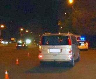 ДТП в Харькове: на Салтовке Mercedes сбил подростка