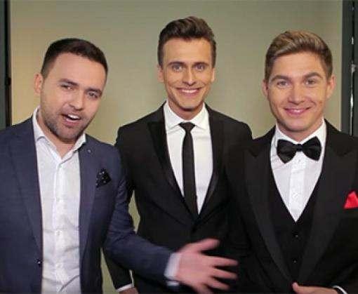 Во сколько обошлись костюмы украинских ведущих «Евровидения-2017»