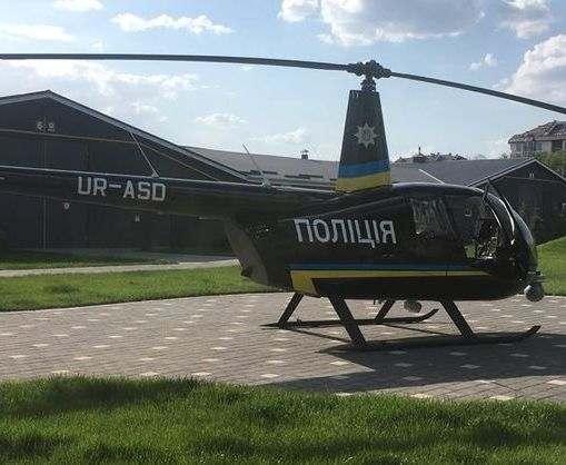 На «Евровидении-2017» впервые для охраны порядка будет задействован уникальный вертолет: видео